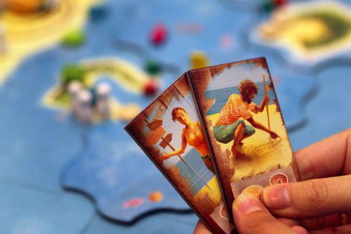Board Game: Vanuatu (Second Edition)