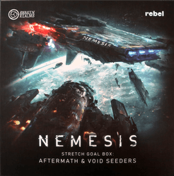 Nemesis Stretch Goals Aftermath and Void Seeders NIB no medic