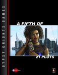 RPG Item: A Fifth of 21 Plots