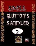 RPG Item: Spell Glutton's Sampler 2