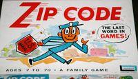 Board Game: Zip Code