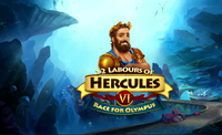 Video Game: 12 Labours of Hercules VI: Race for Olympus