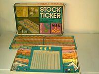 Board Game: Stock Ticker