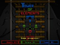 Video Game: The Tower of Elements