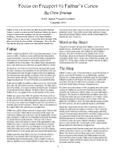 RPG Item: Focus on Freeport #01: Falthar's Curios