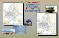 Board Game: Advanced European Theater of Operations