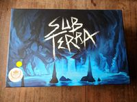 Board Game: Sub Terra Collector's Edition
