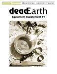RPG Item: deadEarth Equipment Supplement #1