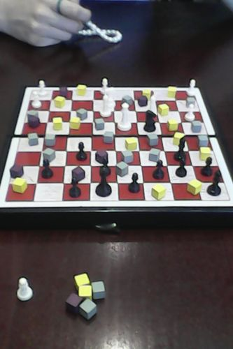 Board Game: Knight's Journey