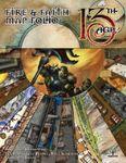 RPG Item: Fire & Faith Map Folio