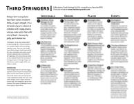 RPG Item: Backstory Cards: Third Stringers