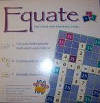 Board Game: Equate