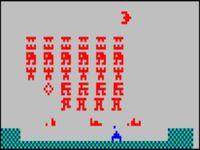 Video Game: Videocart-26: Alien Invasion