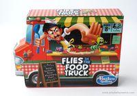 Board Game: Flies in the Food Truck