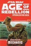 RPG Item: Age of Rebellion Specialization Deck: Engineer Mechanic