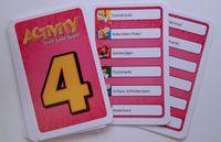 Board Game: Activity 4: Stadt-Land-Spielt Promo Cards