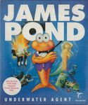 Video Game: James Pond: Underwater Agent