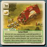 Board Game: Die Fürsten von Catan: Sonderkarte Frühjahr 2012 – Catan Mobil