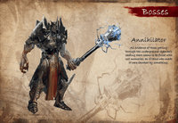 Character: Annihilator (Lords of the Fallen)
