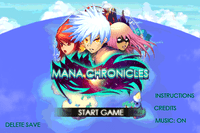 Video Game: Mana Chronicles