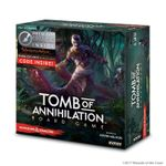 Board Game: Dungeons & Dragons: Tomb of Annihilation Board Game