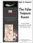 RPG Item: Add-A-Room II: The False Treasure Room