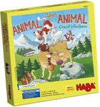 Board Game: Animal Upon Animal: Crest Climbers
