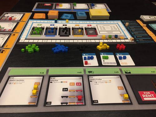 Board Game: Brick & Mortar
