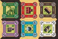 Board Game: Alhambra: Queenie 1 – The Magical Buildings
