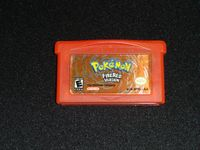 Video Game: Pokémon Red and Blue