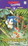 RPG Item: Sonic the Hedgehog Adventure Gamebooks 2: Zone Rangers