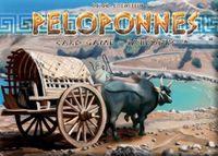 Board Game: Peloponnes Card Game: Patronus