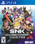 Video Game Compilation: SNK 40th Anniversary Collection