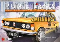 Issue: Rebel Times (Issue 87 - Dec 2014)