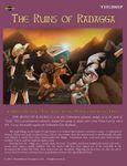 RPG Item: The Ruins of Radagga