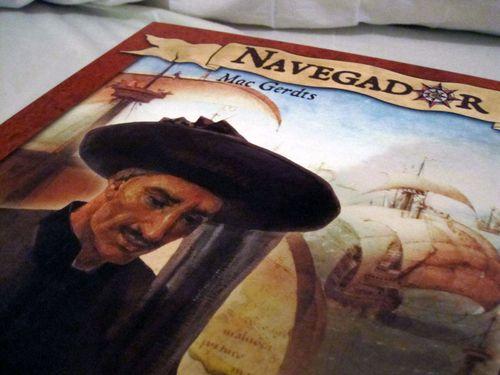 Board Game: Navegador