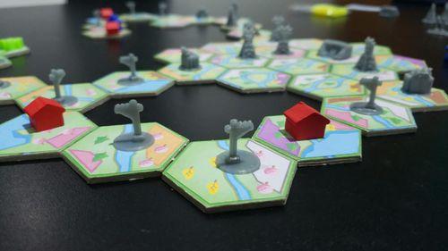 Board Game: Elétrica