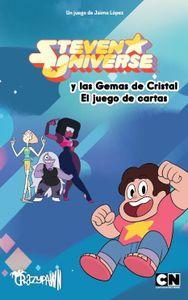 Steven Universe Y Las Gemas De Cristal Board Game Boardgamegeek
