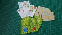 Board Game: Best Treehouse Ever: Kickstarter Promo Pack