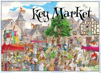 Board Game: Key Market (Second Edition)