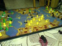 Board Game: Quest for the Dragonlords