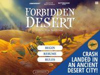Video Game: Forbidden Desert