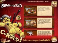 Video Game: Small World: Cursed!