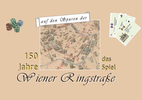 Board Game: Wiener Ringstraße