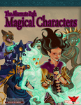 RPG Item: The Alternate Path: Magical Characters