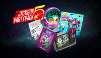 Video Game: The Jackbox Party Pack 5