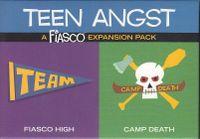 RPG Item: Teen Angst