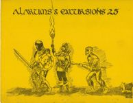 Issue: Alarums & Excursions (Issue 25 - Aug 1977)