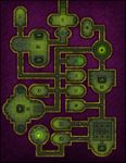 RPG Item: VTT Map Set 011: Neon Arcana