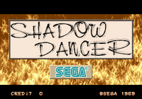 Video Game: Shadow Dancer